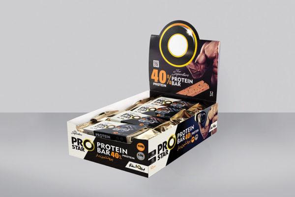 پروتئین بار پرواستار